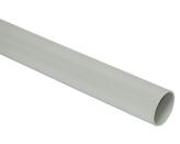 ДКС Труба ПВХ жёсткая гладкая д.20мм, тяжёлая, 3м, цвет серый