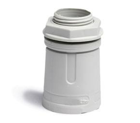 ДКС Муфта труба-коробка, IP67, М25х1.5, д.25мм