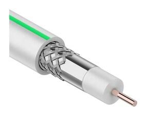 ProConnect Кабель SAT 703 B, Cu/Al/Al,(75%), 75 Ом, 100м., белый PROCONNECT