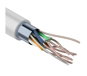 ProConnect Кабель FTP 4PR 26AWG CAT5e 305м CCA PROCONNECT LIGHT