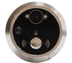 Кольцо для видеодомофона Optimus DB-01 [темно-серый]