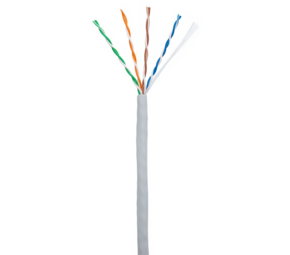 NETLAN EC-UU004-5E-PVC-GY-1
